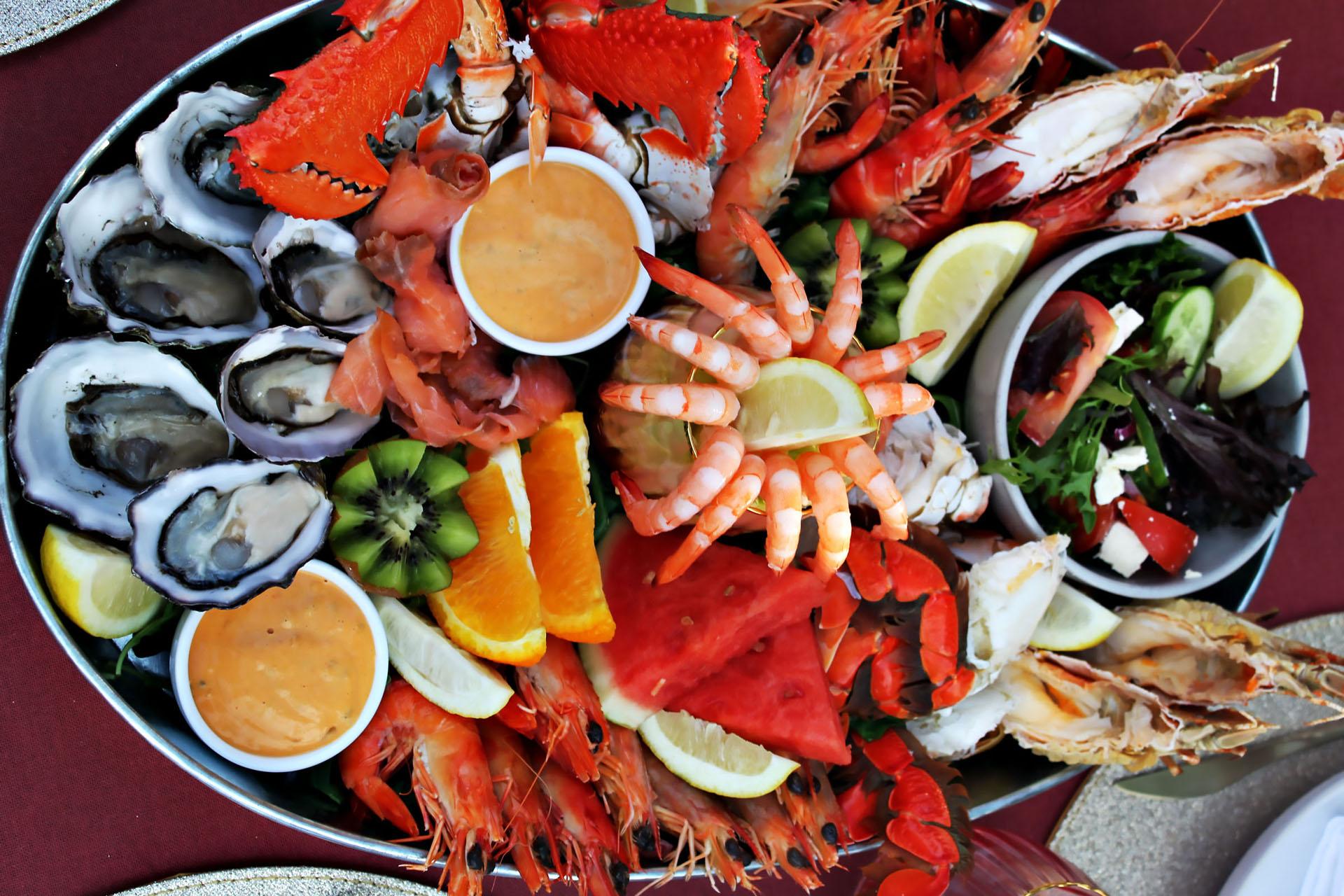 Seafood Platter Platter Planners